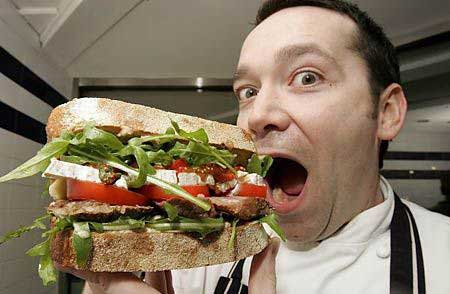 Что же такое бутерброд?